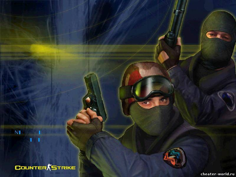 Counter-strike 1.6 Client