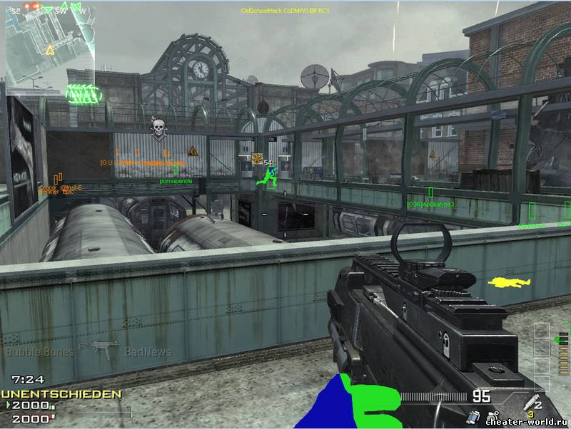 MW3 OldSchoolHack BP BETA 3