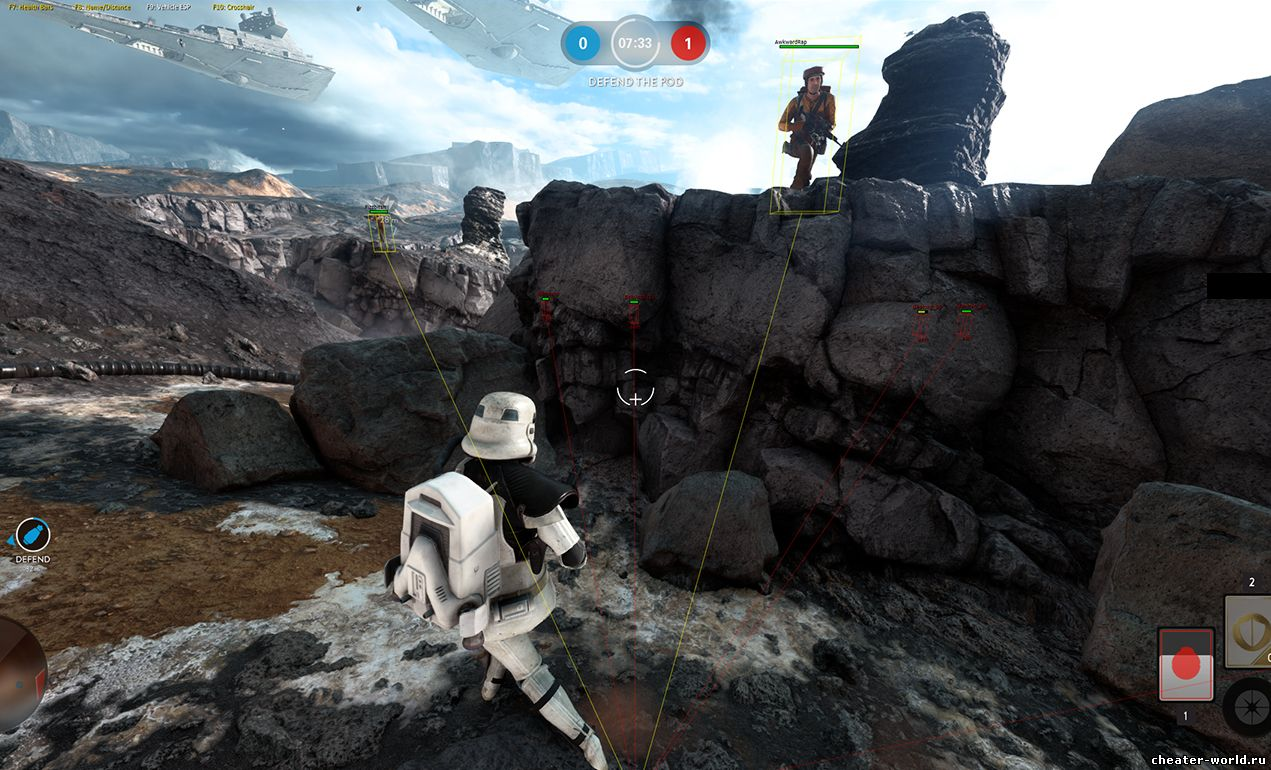 Star Wars  Battlefront Beta ESP