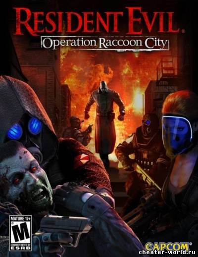 Resident Evil: Operation Raccoon City NoDVD [1.2.1803.132 EN/RU]